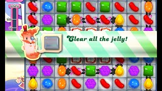 Candy Crush Saga Level 659 walkthrough
