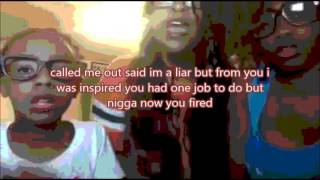 You lied to me ( GIRL VERSION )