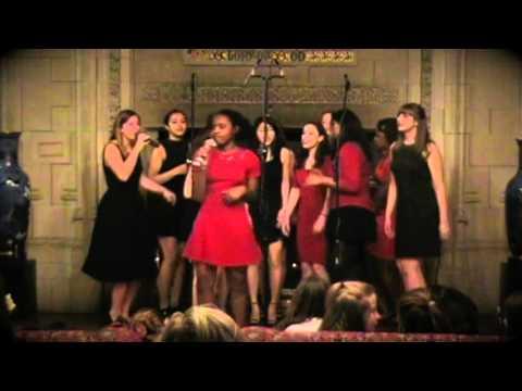 Who Knows (Natasha Bedingfield) A Cappella Cover – Wellesley College Tupelos