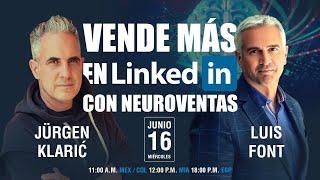 Download Vende MÁS EN Linkedin con NEUROVENTAS Jürgen Klarić & Luis Font