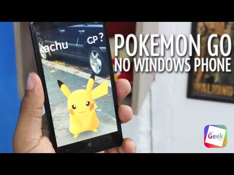 Como instalar Pokemon Go no Windows Phone / Windows 10 Mobile - [Vídeo Tutorial]