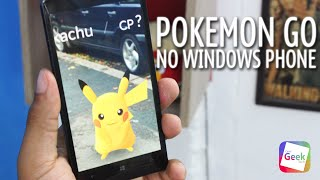 Como instalar Pokemon Go no Windows Phone / Windows 10 Mobile - [Vídeo Tutorial](, 2016-08-01T01:07:01.000Z)