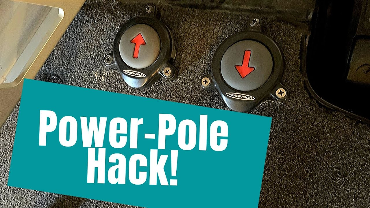 Power-Pole One Tap