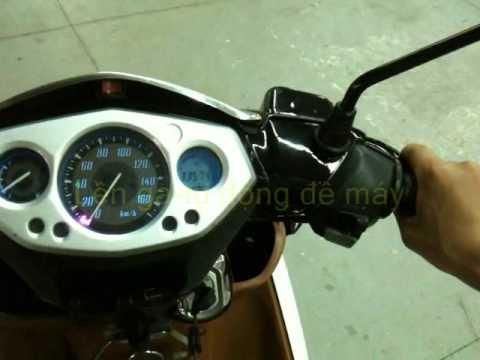 Stop Start on Yamaha Nouvo LX   SX     Hupa