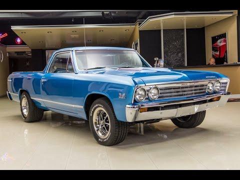 1967 Chevrolet El Camino For Sale Youtube