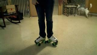 How To Jamskate: Toe Jam/Crazy Leg (FF)