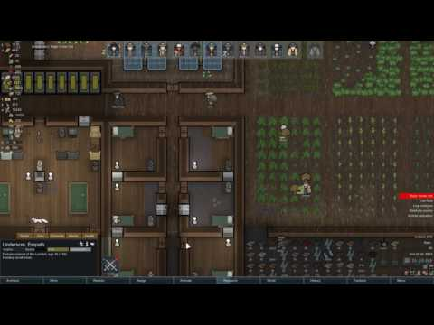 RimWorld Alpha 16 - Ep. 30 -  Colonist Trasplant! - Let's Play RimWorld Alpha 16 Gameplay