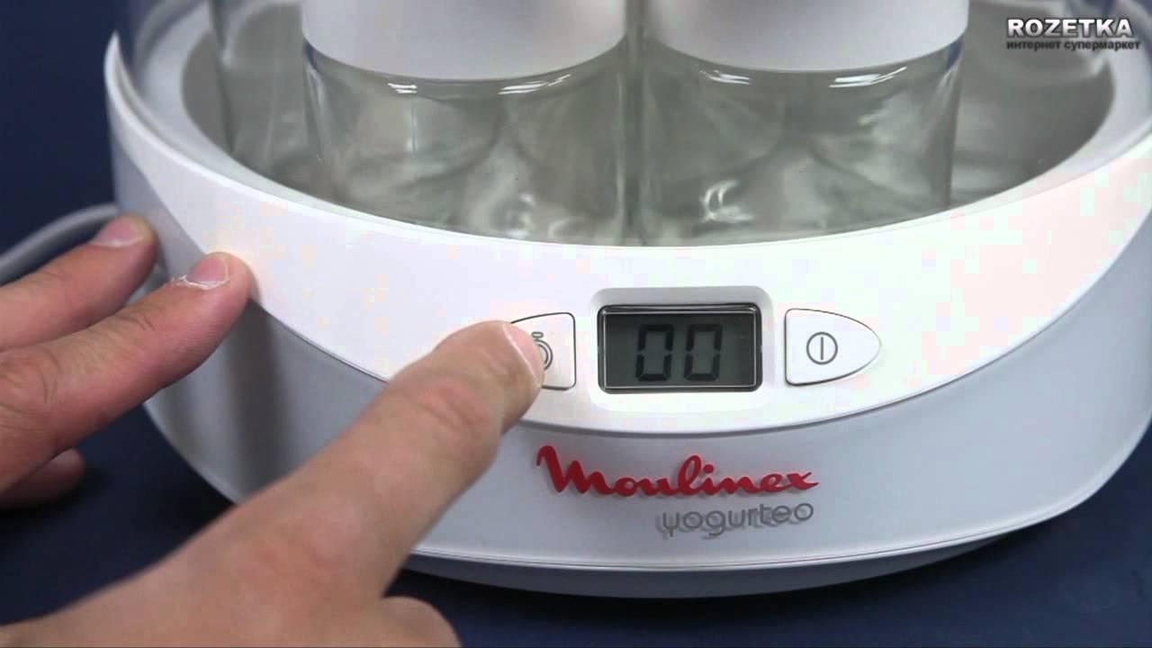 Йогуртница мулинекс инструкция по применению