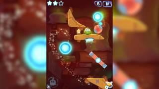 Cut the Rope: Magic Ancient Library - level 5-21 Walkthrough