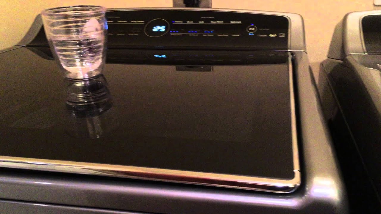Whirlpool Cabrio He Top Load Vibration New Model