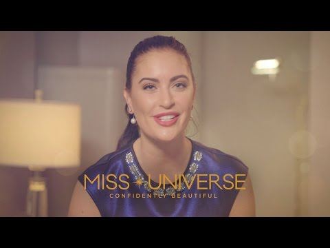 Up Close: Miss Universe Canada Siera Bearchell