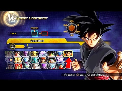 DRAGON BALL XENOVERSE 2: ALL CHARACTERS, COSTUMES  & STAGES  (HOW TO UNLOCK ALL CHARACTERS)