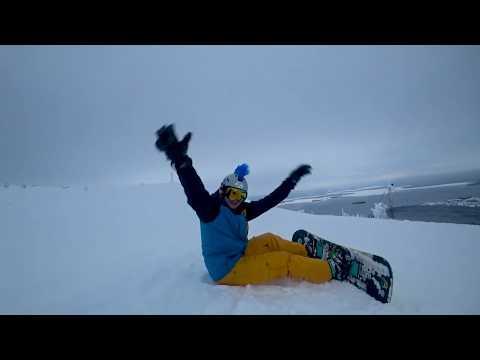 North Snow (Kandalaksha, Murmansk) Snowboarding 2019