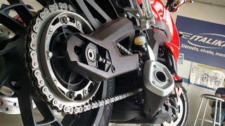 Nueva MOTO 600cc de ITALIKA 2019