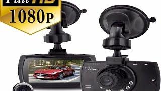 Подвійна камера автомобіля DVR камери -  2.7'' 1080p full HD