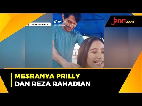 Prilly Latuconsina Ciuman Dengan Reza Rahadian, Netizen Doakan Berjodoh