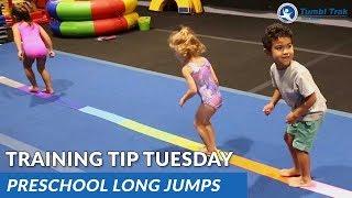 Preschool Long Jumps