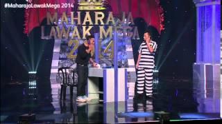 Maharaja Lawak Mega 2014 - Minggu 1 (Shiro)