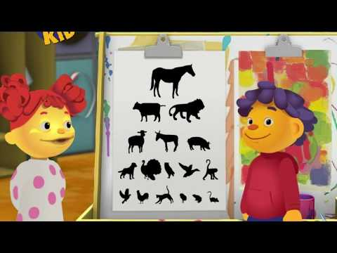 Sid The Science Kid Animal Game