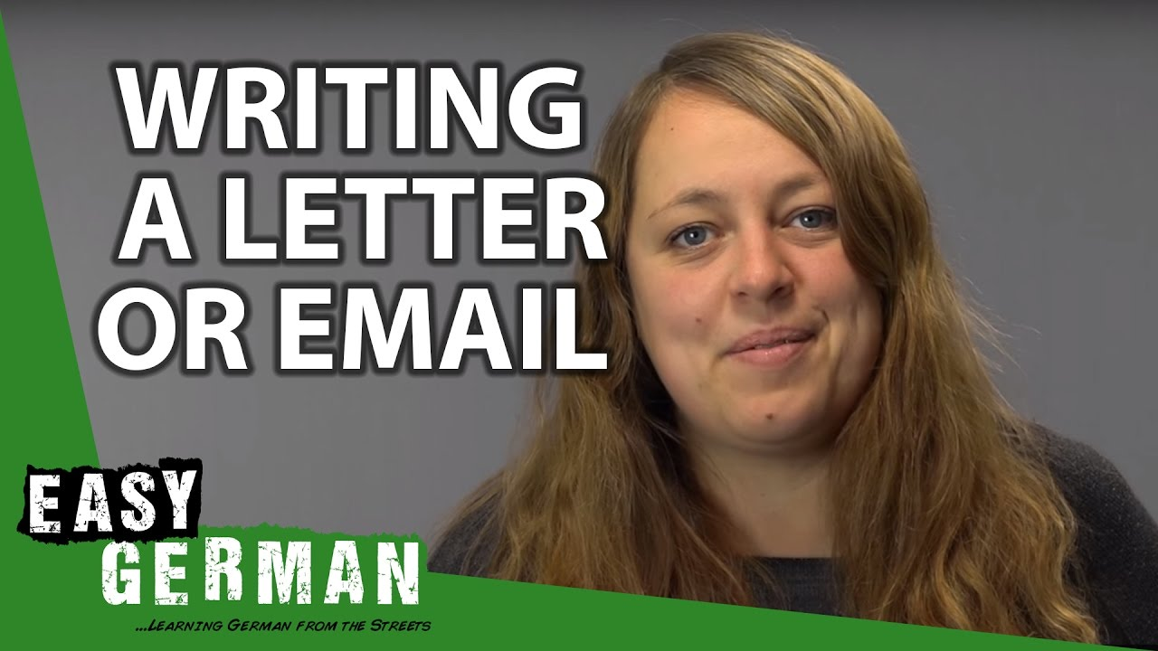 Phrases for writing a Letter or Email