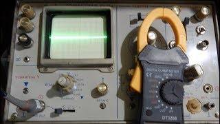 Замер чистого сигнала с усилителя Swat M - 1.500 часть 2