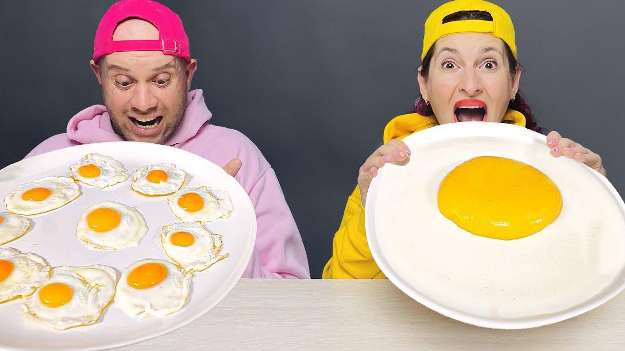 Download Mukbang Giant Fried Egg 대왕 계란후라이 먹방