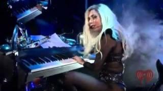 Lady Gaga - Hair (Jamey Tribute) (Live At iHeartRadio 2011)