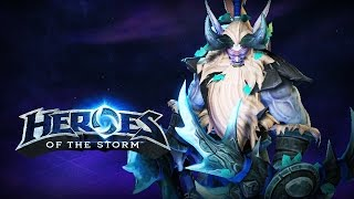 ♥ Heroes of the Storm (Gameplay) - Illidan, He