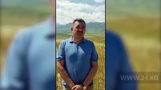Албек Ибраимов назвал политическим заказом вотум недоверия (кырг.)