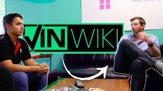 Sitting Down With The Founder Of VinWiki - Ed Bolian Interview