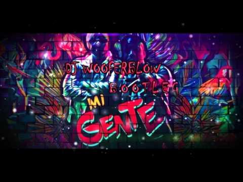 J Balvin & Willy William - Mi Gente (DJ Wooferblow Bootleg)