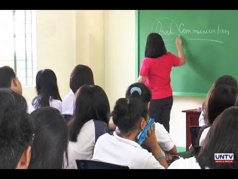 Tacloban City Comelec nagsagawa ng information campaign para sa mga senior high-school students