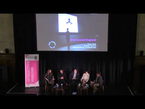Sheffield Doc/Fest 2015: Online Platforms for the Arts