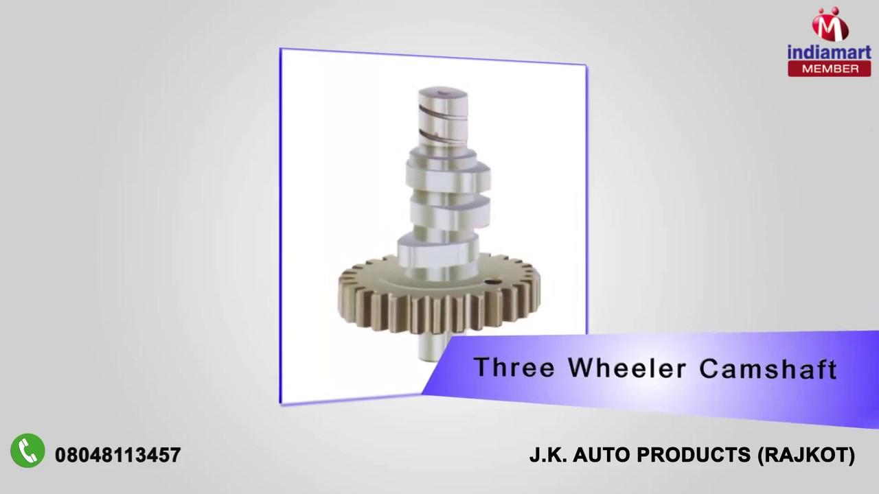 Automotive Engine Parts By J.k. Auto Products, Rajkot - YouTube