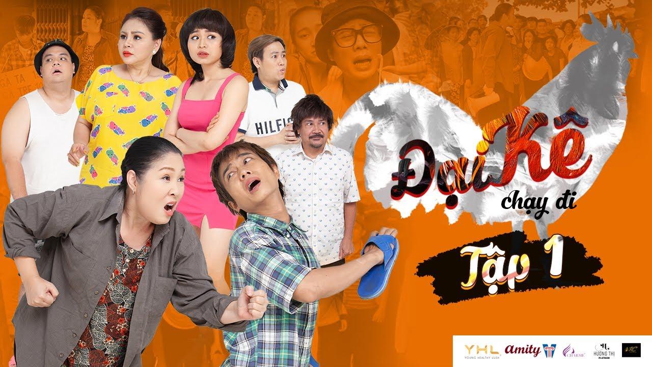 Web Drama Đại Kê Chạy Đi Tập 1 | Hồng Vân, Tuấn Dũng, Ngân Quỳnh, Lê Giang, Hoàng Long, Di Dương
