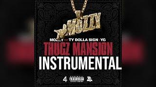 Mozzy - Thugz Mansion Instrumental