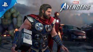 Marvel's Avengers Deluxe Edition (XOne)