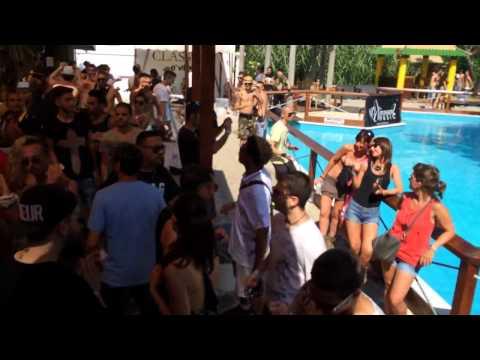 Aney F. - Classic Club, Rimini, Italy - 6.7.2014