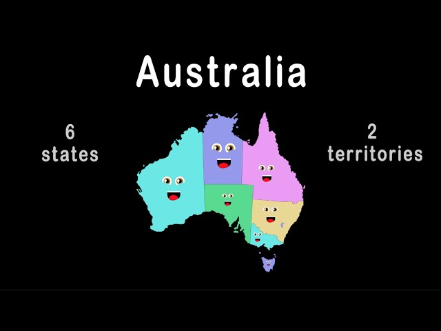 australia states territories and capitals