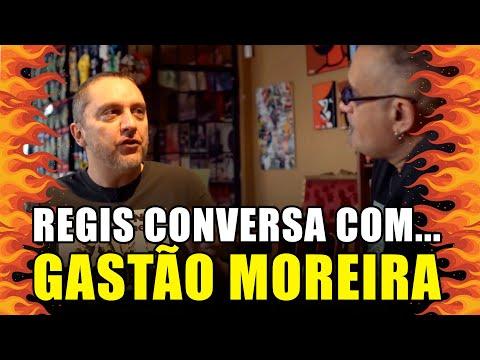 Regis Conversa com Gastão Moreira
