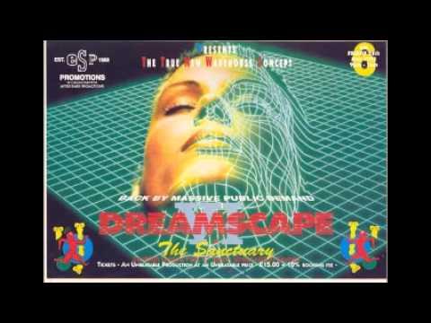 Carl Cox - Dreamscape 6 (1993) - Old Skool Hardcore & Techno Rave Mix