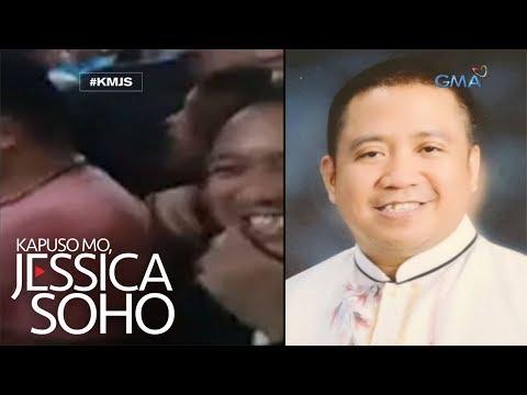 Kapuso Mo, Jessica Soho: Lalaking pinaglalamayan, dumalaw sa sariling burol?