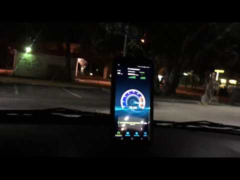 300mbps speed test t mobile advanced LTE