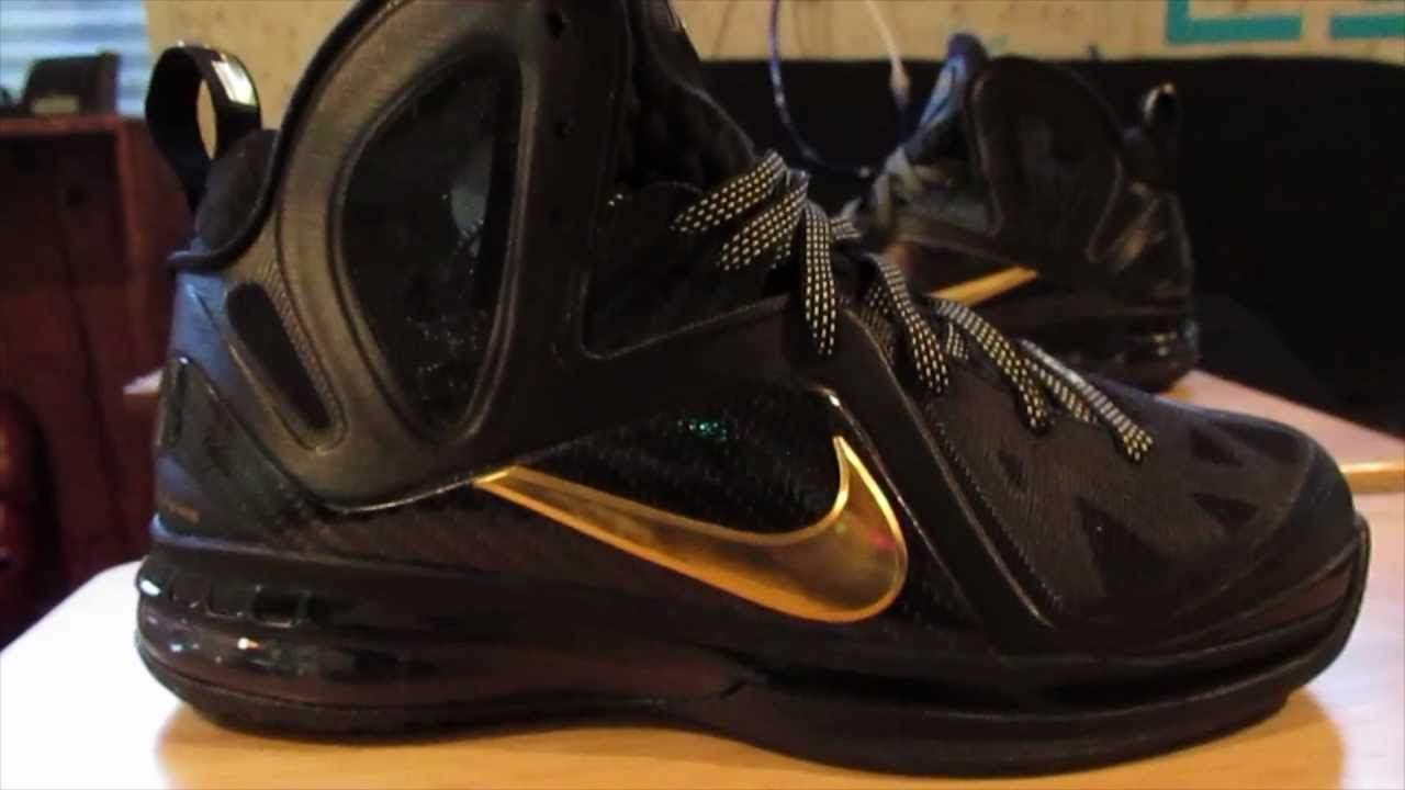 new product a8328 e1bcd Nike Lebron 9 PS Elite