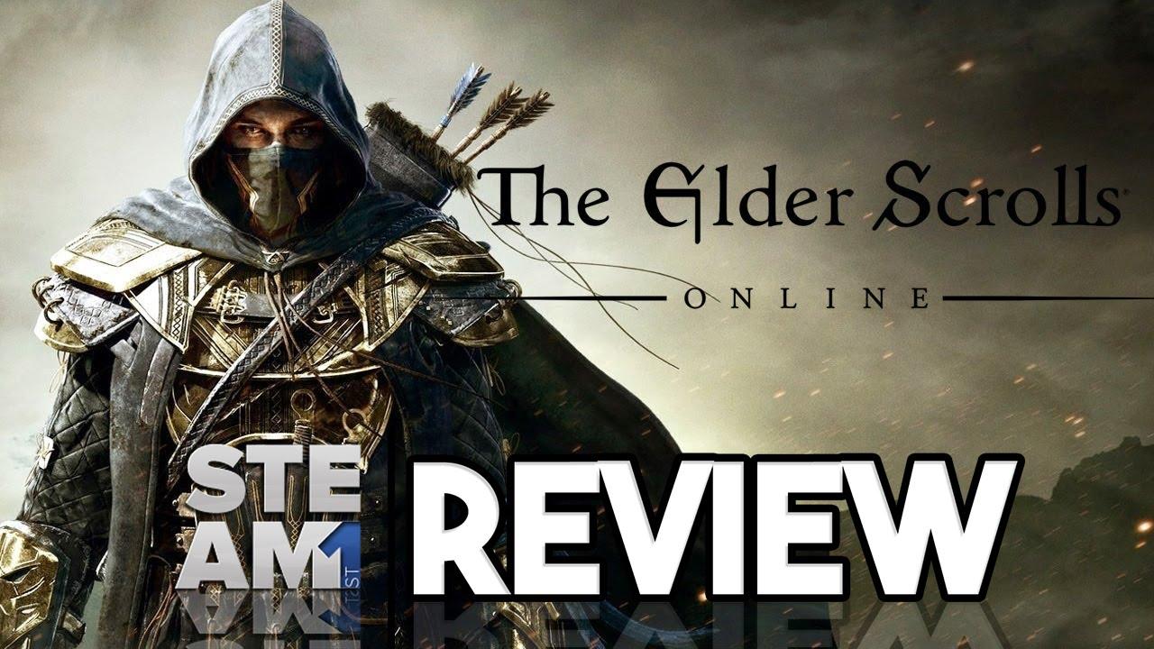 Elder Scrolls Online Review- Steam (Pc)