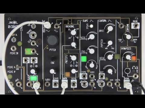 0-Coast FM, pitch, amplitude and timbre