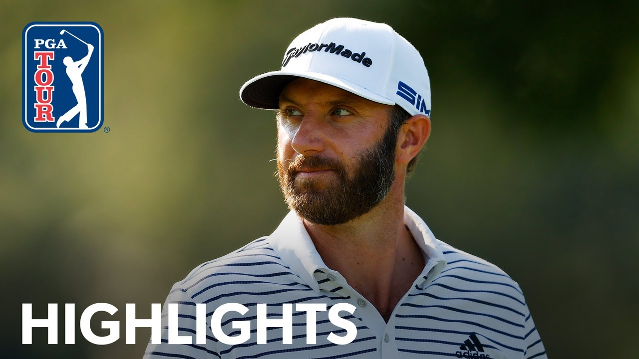 Check out Dustin Johnson's clubs from the 2020 Tour Championship