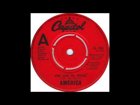 America - You Can Do Magic - Billboard Top 100 of 1982