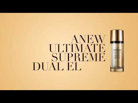 The Best Serum For Anti-Aging | Anew Ultimate Supreme Dual Elixir