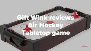 Gift Wink Reviews... Air Hockey!